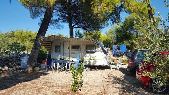 Brodarica, Kroatien: Camping Sani