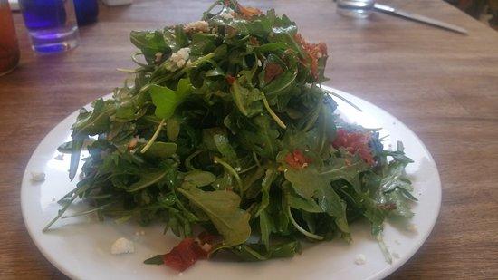 Ojai, Kalifornia: Arugula Salad