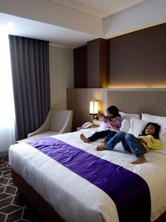 small room but pleasant picture of swiss belinn tunjungan rh tripadvisor co za swiss bell hotel surabaya tunjungan alamat swiss belhotel tunjungan surabaya