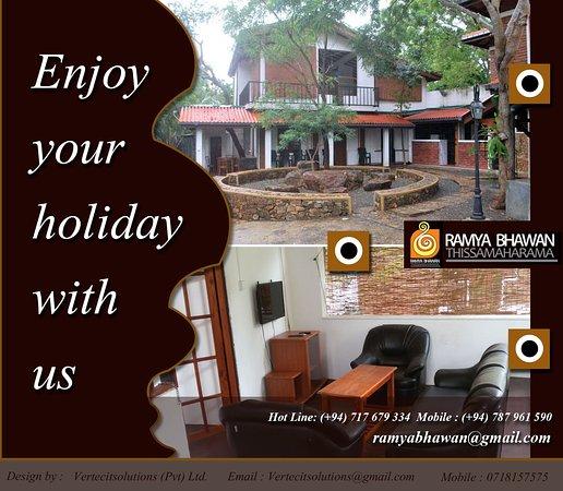 Hambantota, Sri Lanka : come and enjoy