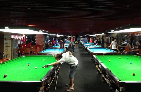 City Heroes Pool & Billiards