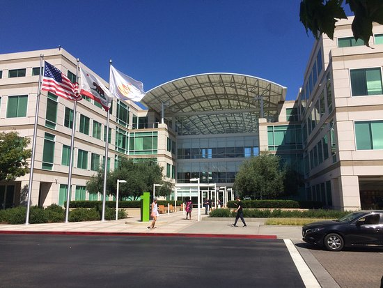 Cupertino, كاليفورنيا: Ingresso principale