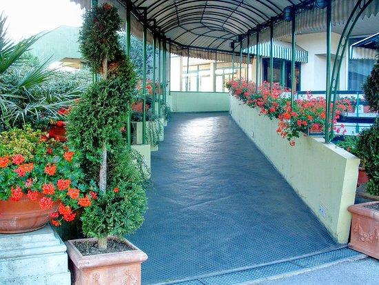 Gragnano, Itália: Ingresso Hotel