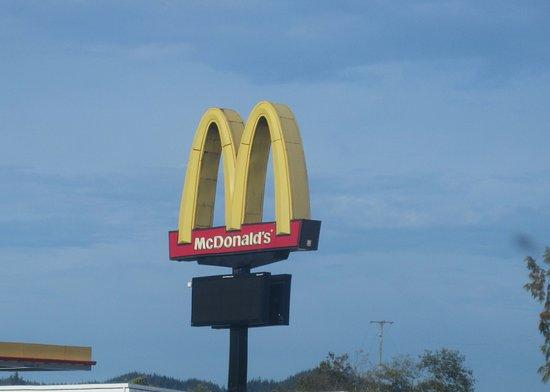 McDonald's, Raymond, Washington