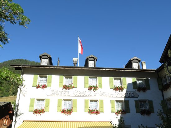 Photo of Hotel Croix d`Or et Poste Oberwald
