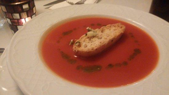 Paneil's : A very nice meal.