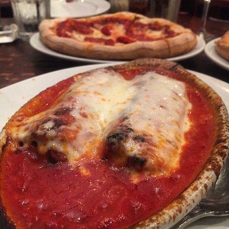 Rocklin, Калифорния: Via Roma Pizzeria