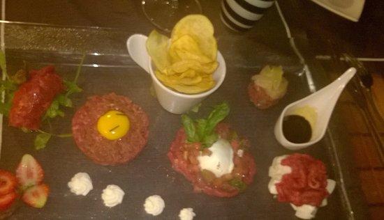 Sant'Agnello, อิตาลี: Non serve descrivere! Assaggiate! Bellissimo da vedere buonissimo da gustare!