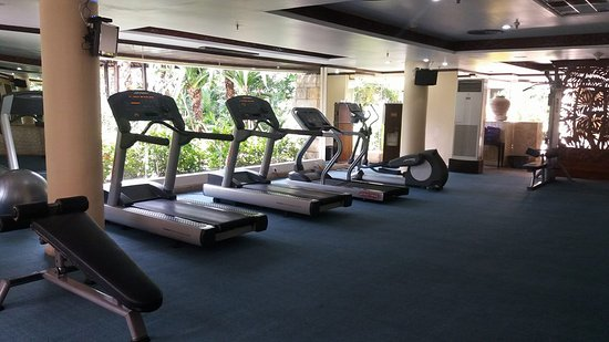 The Royal Beach Seminyak Bali - MGallery Collection: Fitness center