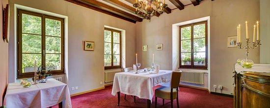 Payerne, Suiza: Le salon des Ambassadeurs, pour vos dîners d'affaires
