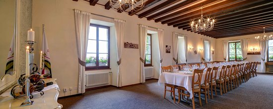Payerne, Suiza: Le salle de banquet, pour vos réceptions