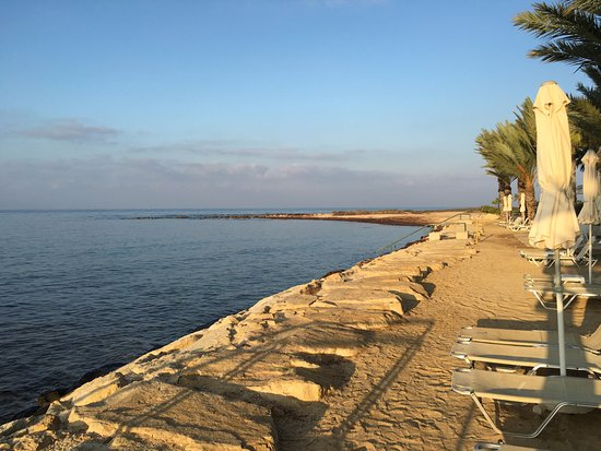 Louis Phaethon Beach: I would wake up and walk to this view in 10 seconds