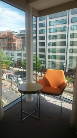 DoubleTree by Hilton Manchester Piccadilly: 20160826_114628_large.jpg
