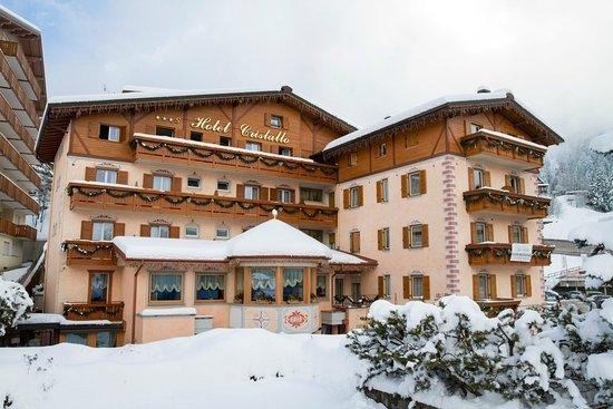 Hotel Cristallo: ESTERNO HOTEL
