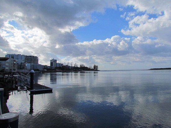 Caloundra, Australia: Great stay at the Watermark Resort. Beautiful view, clean and comfortable rooms.