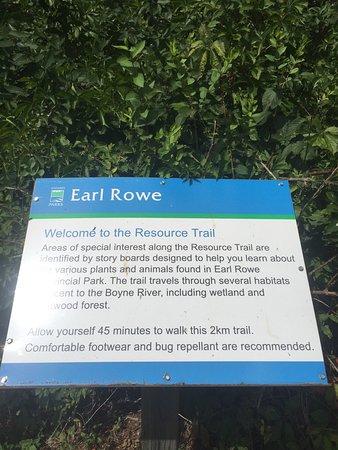 Earl Rowe Provincial Park 이미지