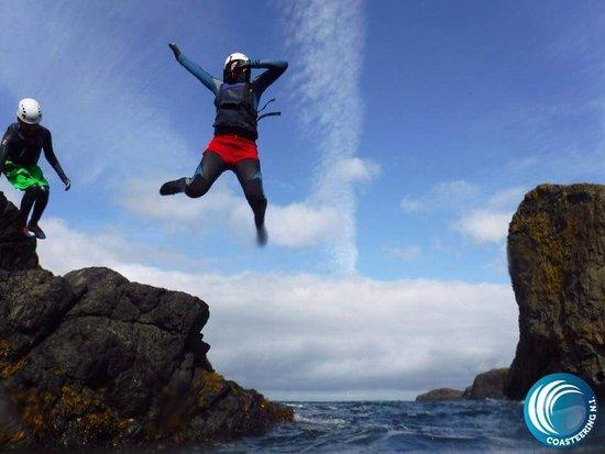 Coasteering NI - Private Tours