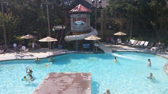 Disney's Hilton Head Island Resort: Big Dipper Pool