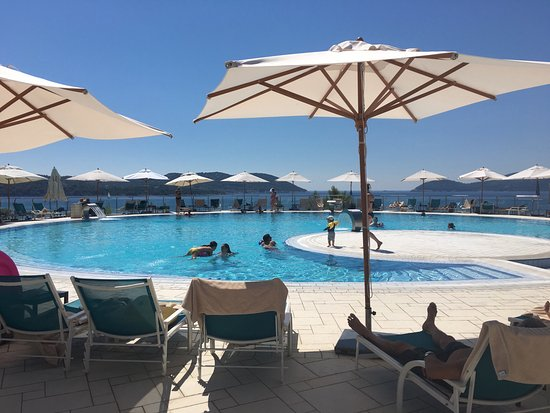 Orasac, Hırvatistan: Pool for families with well behaved kids