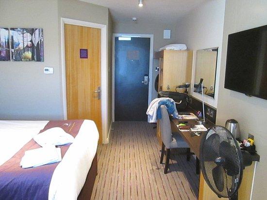 Premier Inn Hayle: Room 101