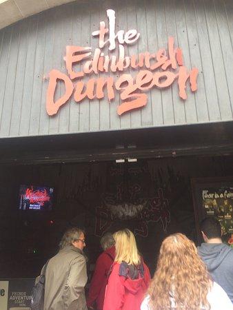 The Edinburgh Dungeon: photo0.jpg