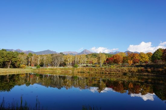 Yatsugatake Natural & Culture Park