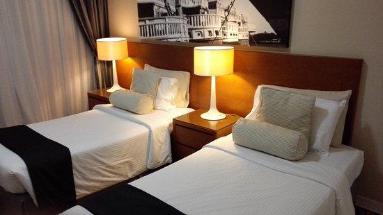 Golden Sands Hotel Apartments: Bedroom # 2