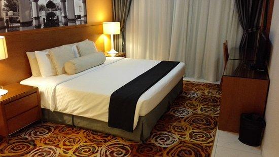 Golden Sands Hotel Apartments: Bedroom # 1