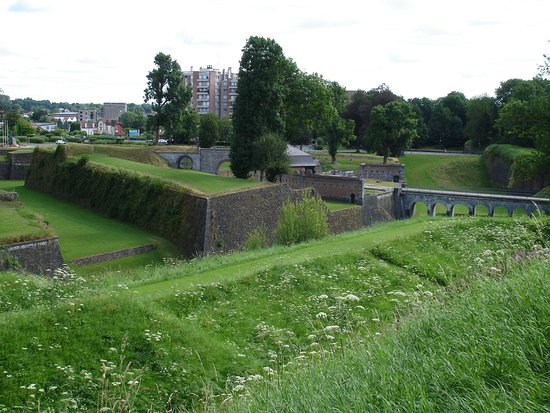 ‪Les Fortifications de Vauban‬