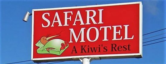 Taihape, Nueva Zelanda: Signage