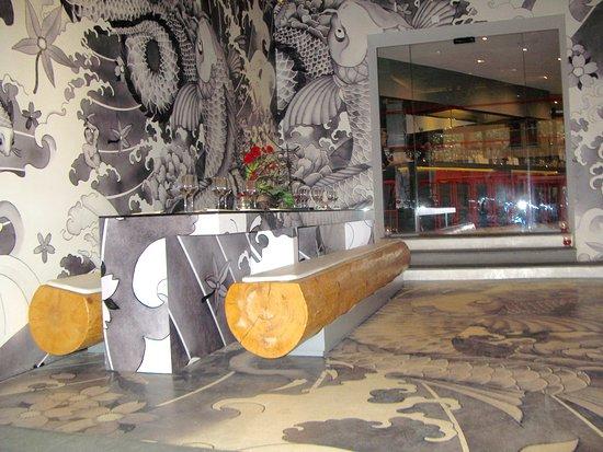 Enter picture of koi aix en provence tripadvisor for Koi sushi aix