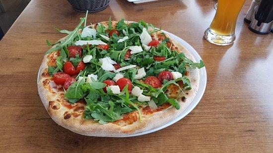 michelangelo pizza cucina italiana pizza rucola