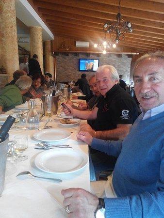 Turrivalignani, Italy: a pranzo con gli amici