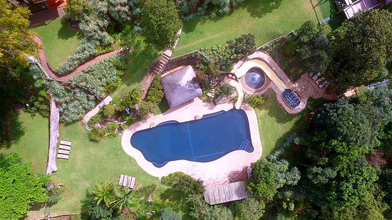 The Cavern Resort & Spa: The Pool