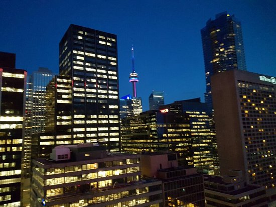 Sheraton Centre Toronto Hotel: 20160818_204733_large.jpg