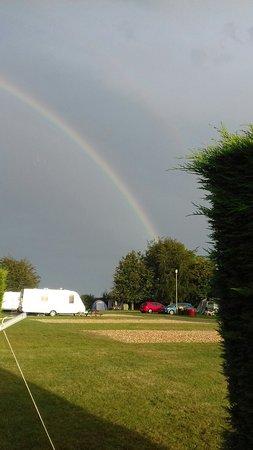 Rousdon, UK: The Shrubbery Caravan & Camping Park