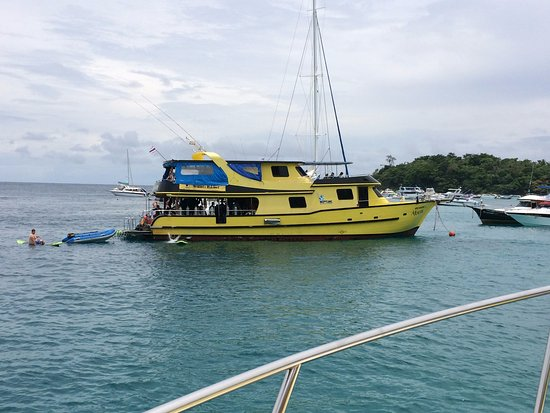 Chalong, Thailand: Sister ship