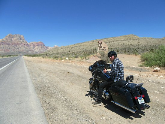 Eaglerider Motorcycles Als And Tours Las Vegas Marlon Daves Ride To The Valley Of Fire