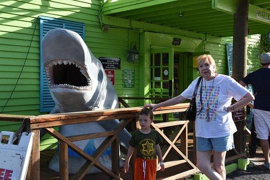 Lantana, فلوريدا: Photo op when entering