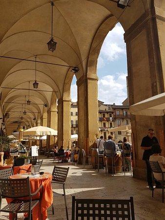 Arezzo, Itália: Piazza Grande
