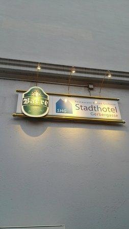 Stadthagen, Niemcy: Restaurant Kleine Sinfonie