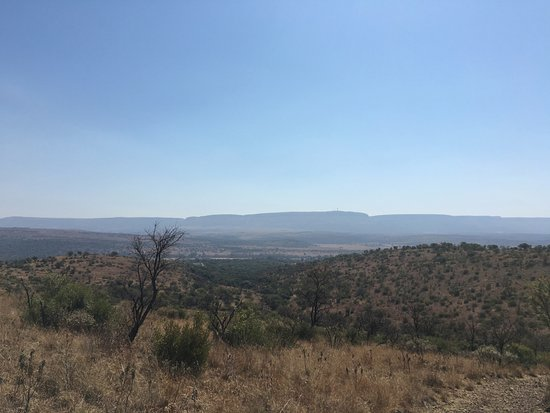 Magaliesburg, África do Sul: A view from the nature trail