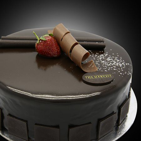 Chocolate Emotion - Picture of The Harvest Cakes Menteng ...