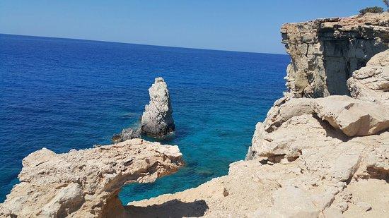 Gavdos, Grecia: Παραλία Τρυπητή , Γαύδος 8/2016