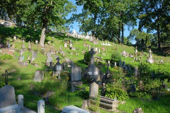 Rasu Cemetery (Rasu kapines)