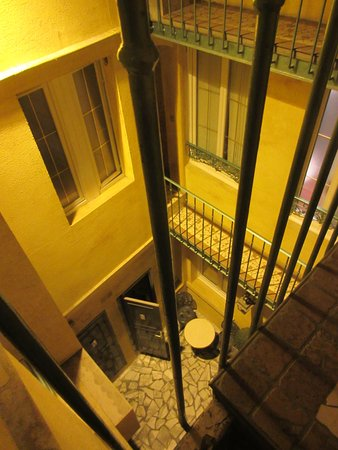 Bilde fra Eiffel Rive Gauche