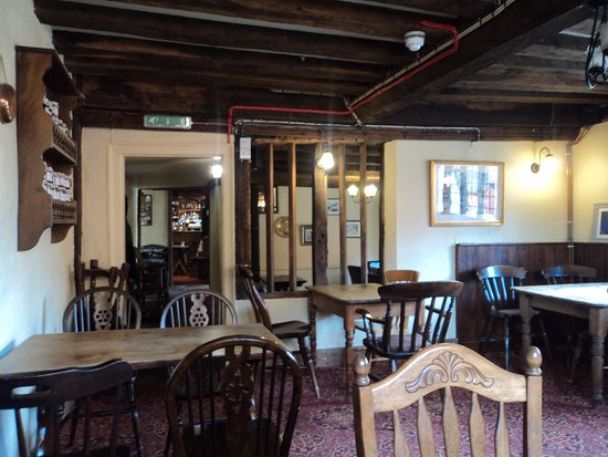 Hadleigh, UK: Dining Area