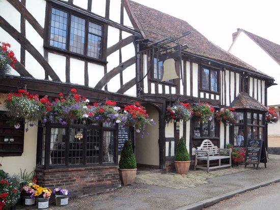 Hadleigh, UK: Kersey Bell
