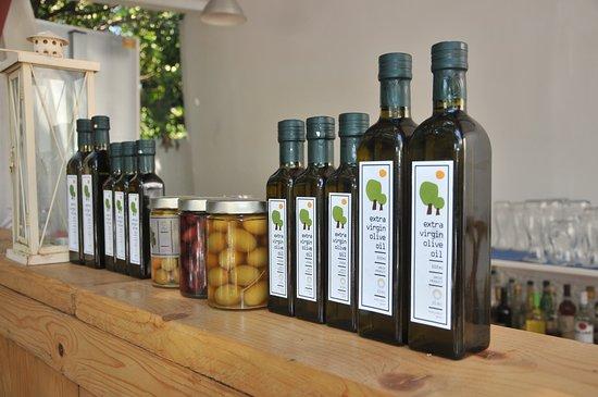Vartholomio, Griekenland: olya olive oil