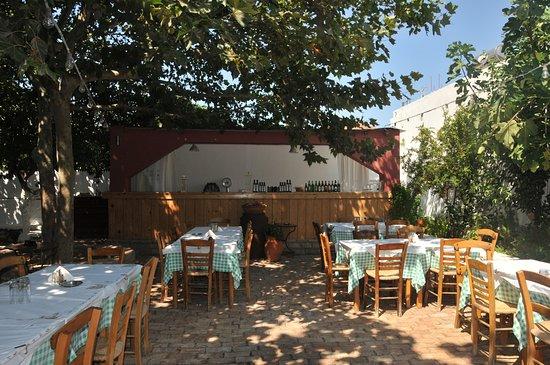 Vartholomio, Griekenland: our garden
